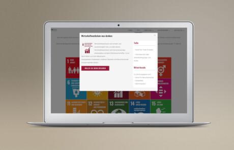 SDG Allianz Liechtenstein I Webdesign, Wordpress, Full Responsive